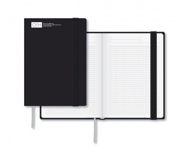 Notizbuch A5, kariert